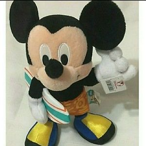 Mickey Mouse Surfer - a Collectible